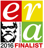 Education Resources Award Finalist 2016