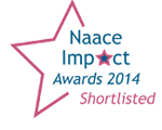 Naace Impact Awards 2014 Shortlisted