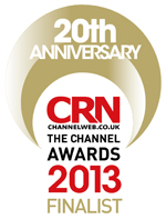 Joskos Solutions shortlisted for the CRN Channel Awards 2013