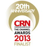 Joskos shortlisted for the CRN Channel Awards 2013