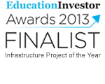 Joskos Solutions is shortlisted for the Education Investor Awards 2013