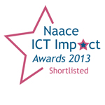 Joskos Solutions shortlisted for the NAACE Impact Awards 2013