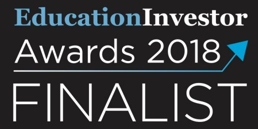 Joskos Solutions have been shortlisted for the Education Investor Awards 2018